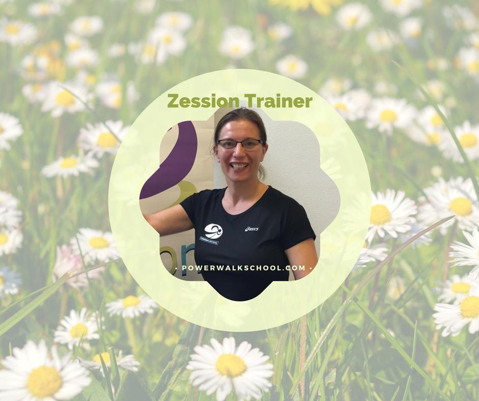 Esther Official Zession Powerwalk Trainer