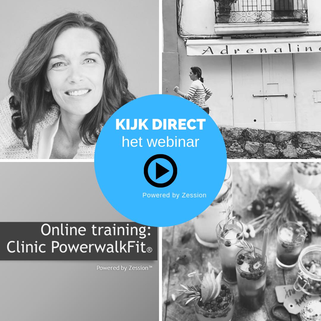 Geef de clinic PowerwalkFit nu zelf