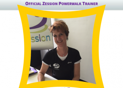 Zession Powerwalk Trainer Anita
