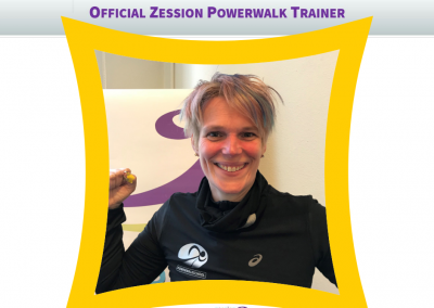 Zession Powerwalk Trainer Anne-Marie