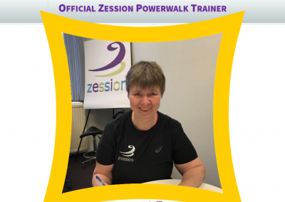 Zession Powerwalk Trainer Annegret