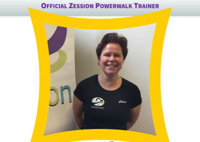 Zession Powerwalk Trainer Annemie