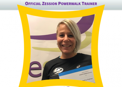 Zession Powerwalk Trainer Audrey