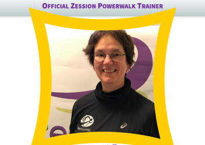 Zession Powerwalk Trainer Beppie