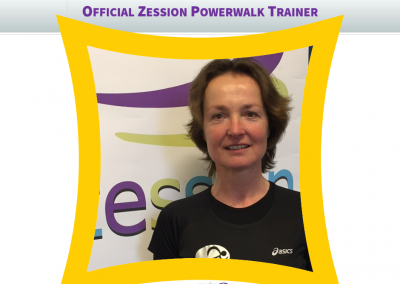 Zession Powerwalk Trainer Caroline