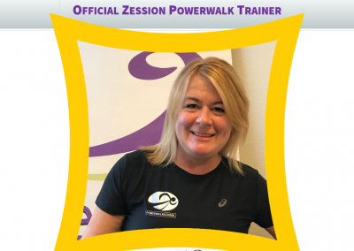 Zession Powerwalk Trainer Edith