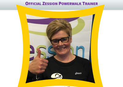 Zession Powerwalk Trainer Fokelina