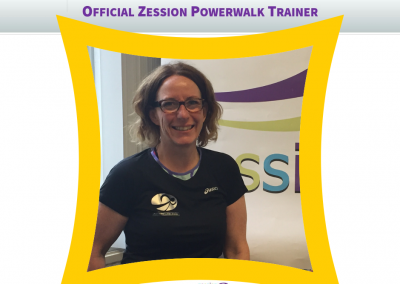 Zession Powerwalk Trainer Heleen