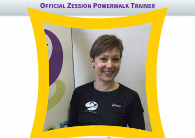 Zession Powerwalk Trainer Ingrid