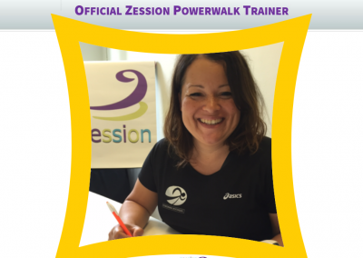 Zession Powerwalk Trainer Joyce