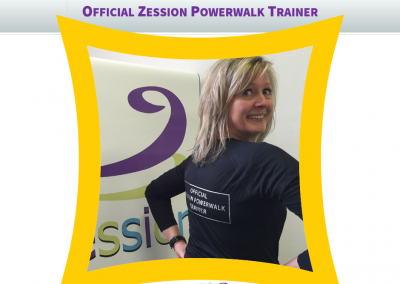 Zession Powerwalk Trainer Linda
