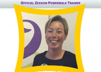 Zession Powerwalk Trainer Marieke