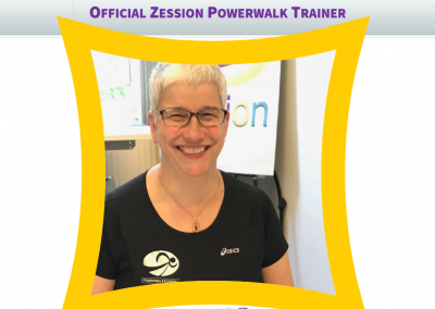 Zession Powerwalk Trainer Marjan