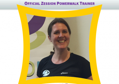 Zession Powerwalk Trainer Menke