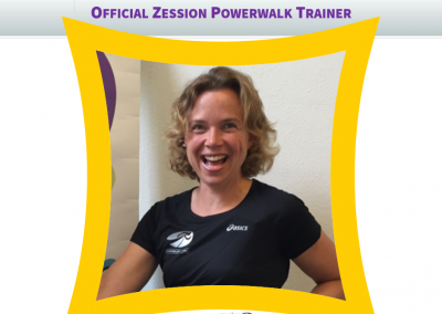 Zession Powerwalk Trainer Merel