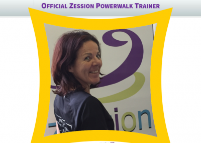 Zession Powerwalk Trainer Monique