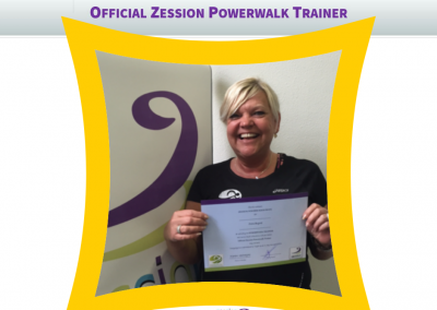 Zession Powerwalk Trainer Petra