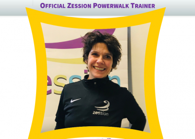 Zession Powerwalk Trainer Renata