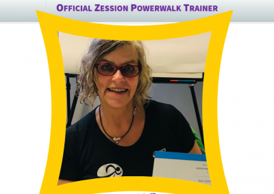 Zession Powerwalk Trainer Roos