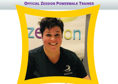 Zession Powerwalk Trainer Sandra