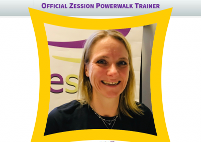 Zession Powerwalk Trainer Sandy
