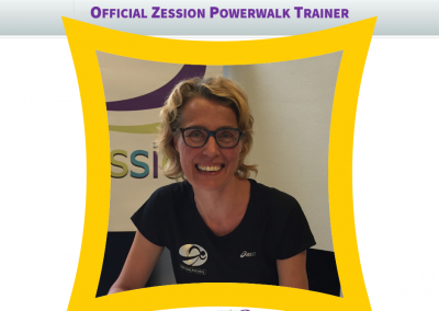 Zession Powerwalk Trainer Sietske