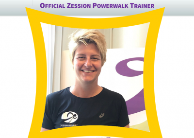 Zession Powerwalk Trainer Wendy