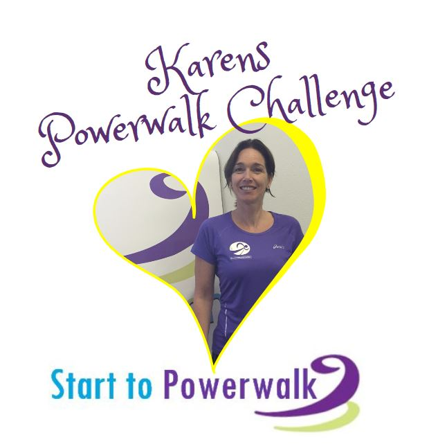 Karens Powerwalk Challenge